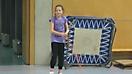 Mädchenturnen und Rope Skipping 14.11.2011